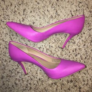 BCBGeneration pointed toe heels